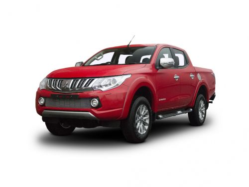 mitsubishi l200 diesel double cab di-d 150 warrior 4wd (leather) 2019 front three quarter