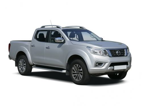 nissan navara diesel doublecab pickup n-connecta 2.3dci 190 tt 4wd auto 2019 front three quarter