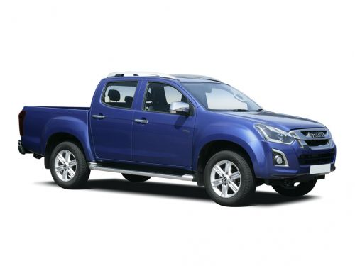 isuzu d-max special edition 1.9 utah v-cross double cab 4x4 auto 2018 front three quarter